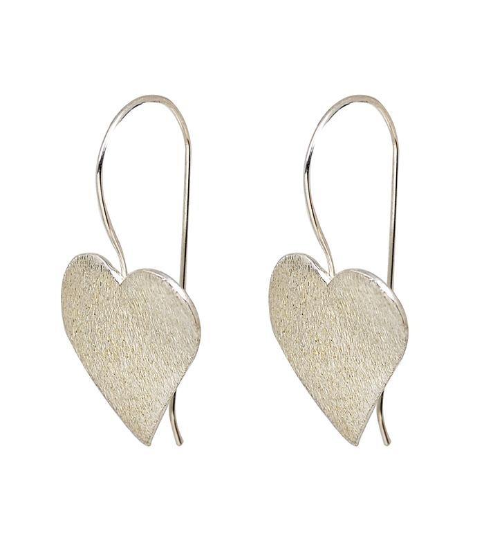 Σκουλαρίκια Καρδιές
